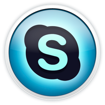 skype icon by theo-cupent42
