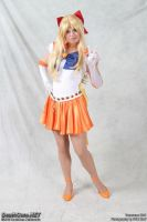 Super Sailor Venus by KoriStarfire