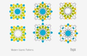 Modern Islamic Patterns by hFayez