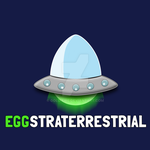 eggstraterrestrial by GOLD-FIRE