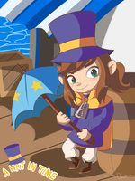 Hat In Time by Domestic-hedgehog