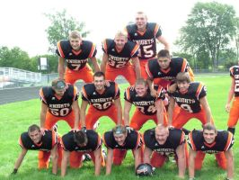 Football Pyramid by jarsh73pettry