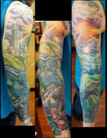 Sleeve Sauce by Sean Ambrose at Arrows and Embers by seanspoison