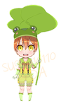 Pepe Rin by sugar10110
