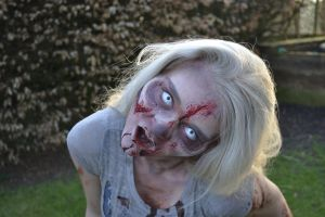 STOCK_Zombie_ScareActing3 by Bellastanyer-STOCK