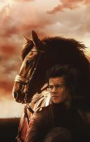 [MANIP] Harry And Horse by hesocean