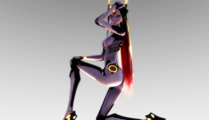 Sexy Robot by BeatrizForever