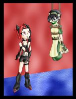 Project Pic 9: Toph Bei Fong by kaozkaoz