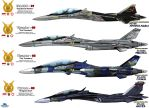 IFX Project - Indonesian Air Force by haryopanji