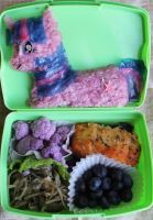 MLP: Twilight Sparkle Bento by mindfire3927