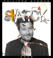 Philippe Starck by Dyna-MIC