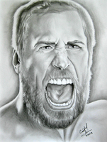 Daniel Bryan by Crystal-Cat