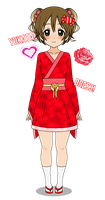 !:Yukata Dress:! by loooollol995
