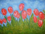 Tulips by ingeline-art