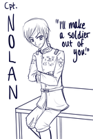G: Captain Nolan by Kawaiishi