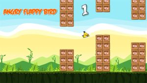 Angry Flappy Bird by CeP4C0L