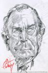 Bloomberg Sketch by tomfluharty