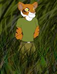 Request: Anthro Shere Khan by Andromeva