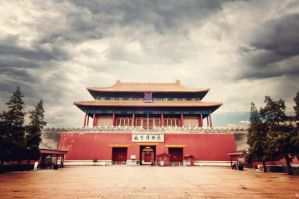 Palace Museum in Beijing by sunny2011bj