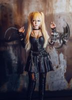 Deathnote - Amane Misa by chinhy-sou