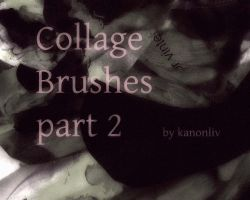 collage brushes part two by kanonliv