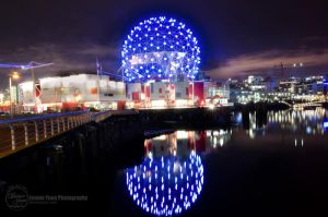Science World Dome by sweetcivic
