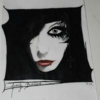 Andy Biersack by ClareSt