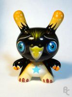 Slipper custom Dunny by bryancollins
