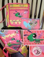 Littlest Pet Shop Custom Bag by Teena-Bee