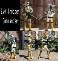 E.V.O. Trooper Commander by Son-of-Italy
