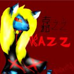 Kazz .:AT:. by DemonicAlex