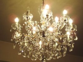 Chandelier 2 by 3-sisters-stock