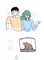 friend-date to the zoo by Sophy-Chan77