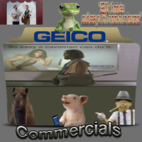 Geico Commercials  by Jass8