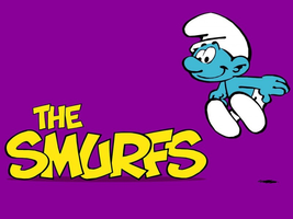 the smurfs by thepuppylover