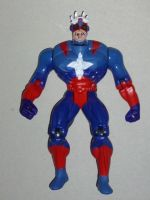 japanese captain america action figure 05 by ztenzila