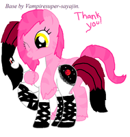 Thank you! by ValentinePegasus