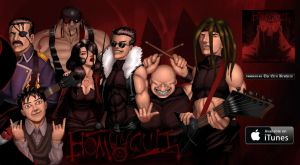 Homunculi... The Band by ff2the-max