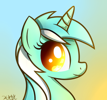 Lyra by HeavyMetalBronyYeah