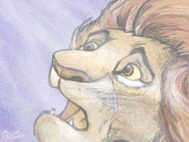 Simba by ClaireGoodspeed