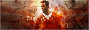 Ryan Giggs by Thomson9
