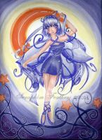 Fairy MoonDance by SeraphimFeathers