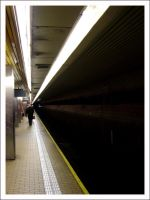 'K' is for 'Subway' by Blood-Of-A-Pirate