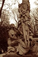 Pere Lachaise 2011 - 2 by lacrymozart