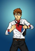 Peter Change colored by nursury0