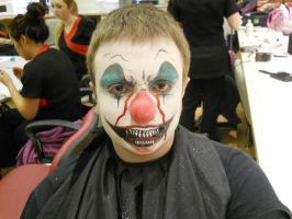Clownie by MakeUpArtSteph