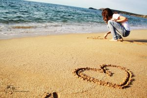 Sand in love by Nicho90