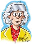 Doc Brown by mengblom