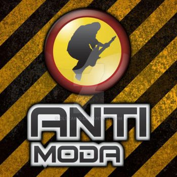 Anti Moda - Logo by olszak-d