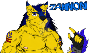 zannon 3ds art test by dionn12345678910